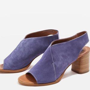NWOB Noa Slingback Sandal TOPSHOP